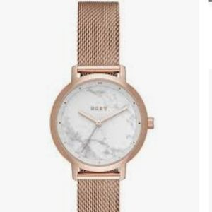 Jewelry - Rose Gold Chain Large Center womans watch